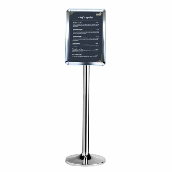 Executive Poster Stand