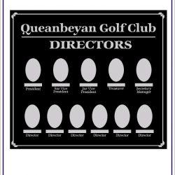 Club Director's Board