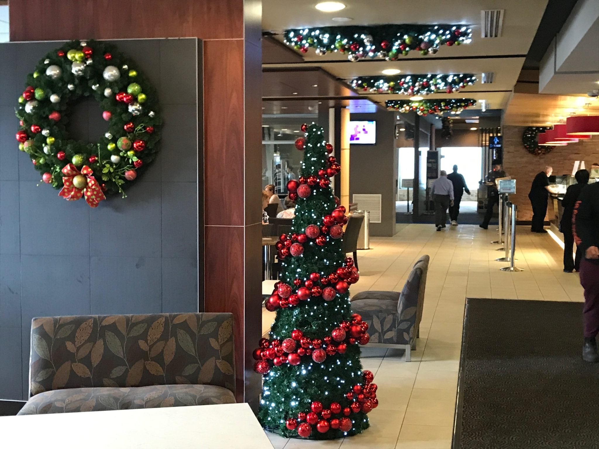 Corporate Christmas Decorations | T&C Visual Displays Sydney