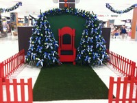 Santa Settings & Displays